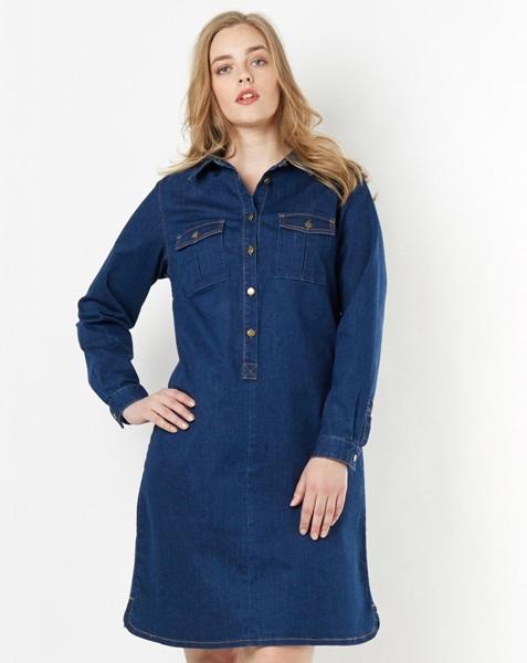 Модные летние платья 2016 для женщин за 40 (ФОТО) платья-рубашки