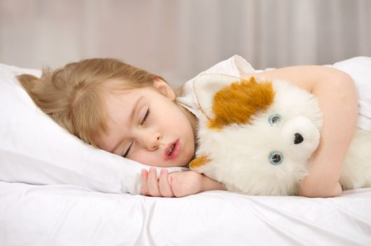 нарушения детского сна: причины