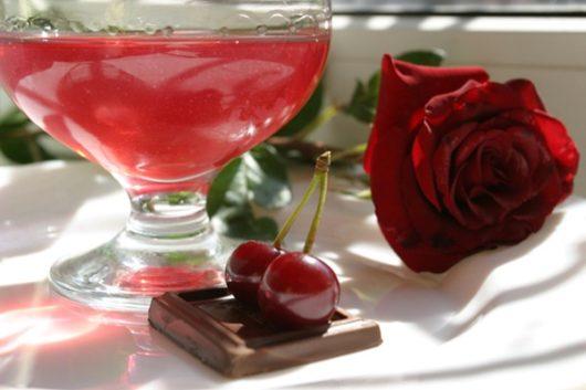 вишневый ликер как приготовить