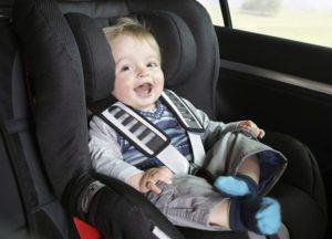 Как обезопасить Вашего ребенка в дороге