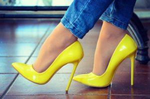 Какая женская обувь нравится мужчинам