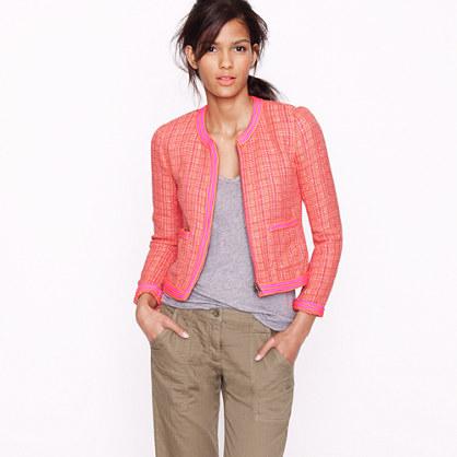 Женские пиджаки в стиле «шанель»