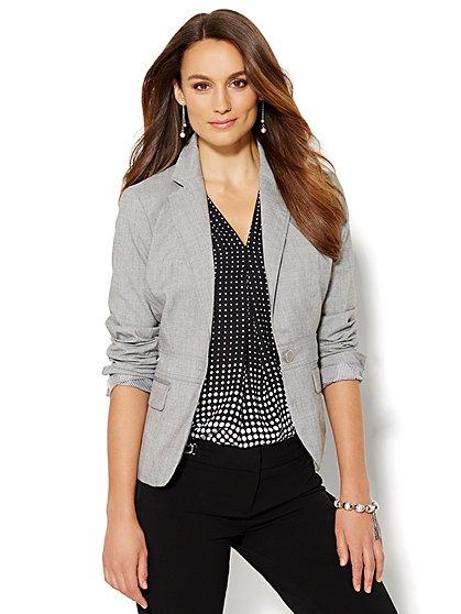 женский пиджак блейзер
