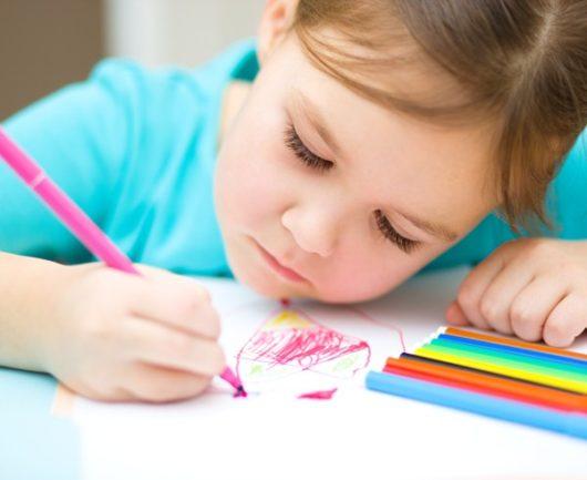 как характеризует ребенка его любимый цвет