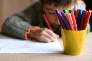 Что расскажет о ребенке его любимый цвет