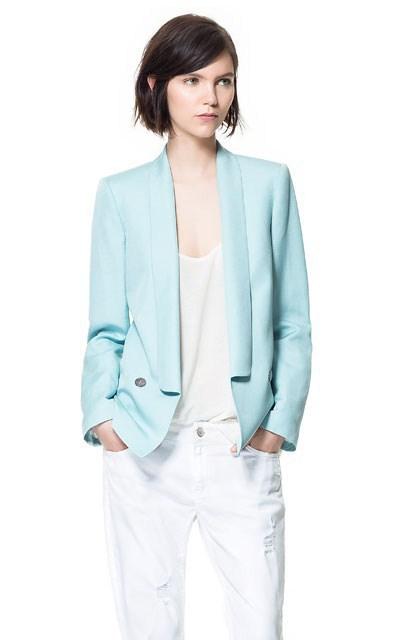 модные женские пиджаки - лето