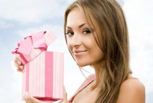 Что подарить любимой женщине на день рождения