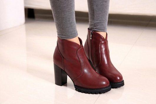 кожаная обувь 2016