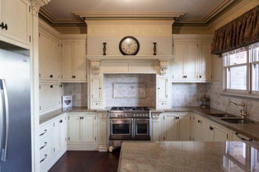 кухни в стиле прованс