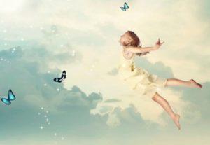 К чему снится летать во сне по воздуху