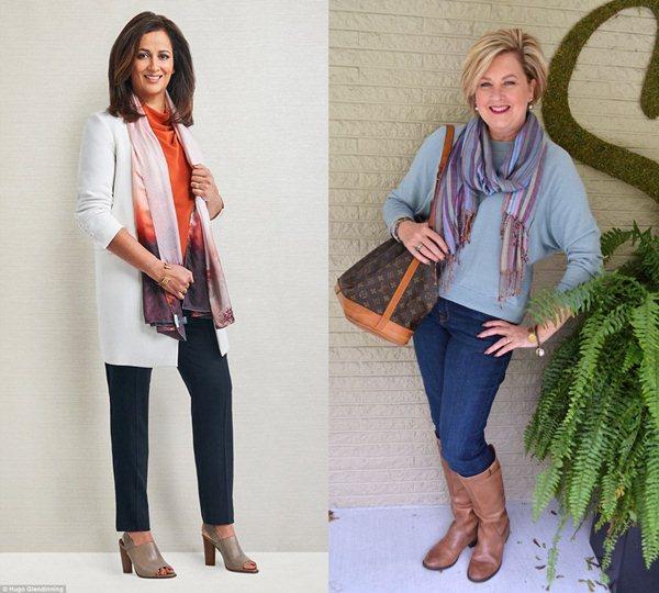 Как стильно и недорого одеваться в 50 лет женщине
