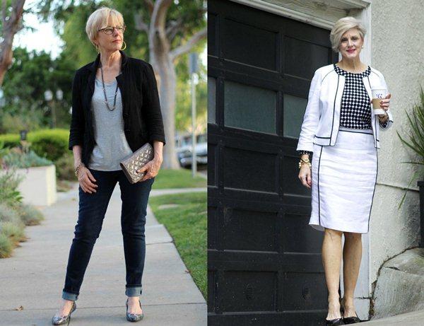Одежда для женщин после 50 лет: как правильно одеваться