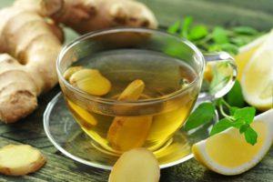 Имбирный чай для похудения: рецепт и отзывы