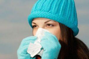 Как вылечить холодовую аллергию