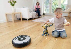Как выбрать робот- пылесос