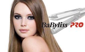 Уникальные выпрямители для волос BaByliss PRO