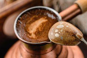 Как правильно варить кофе в турке на газовой плите