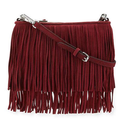 модные женские сумки с бахромой