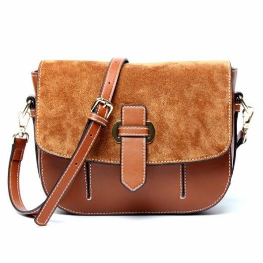 модные женские сумки через плечо