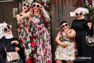 Элита выбирает солнцезащитные очки Dolce Gabbana