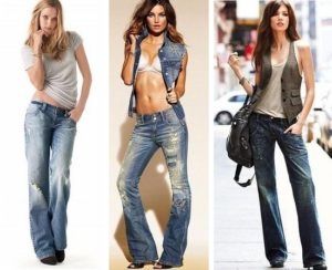 Идеальные джинсы для фигуры - какие они?