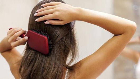 как делать массаж для роста волос