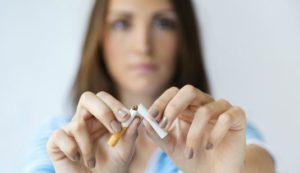 Как бросить курить и не поправиться для женщин