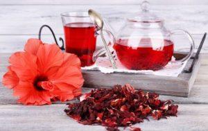 Чем полезен чай каркаде, и как его правильно заваривать