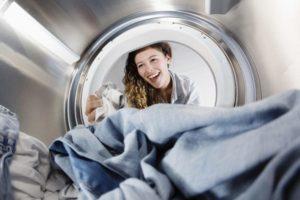 Как удалить накипь со стиральной машины