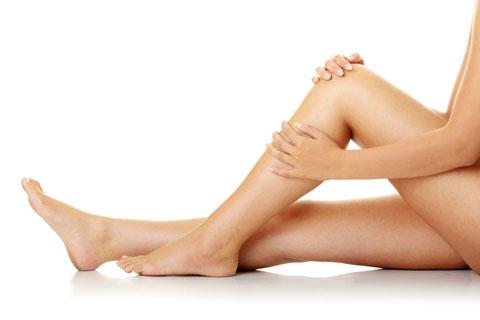 как делать лимфодренаж ног в домашних условиях