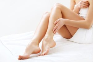 Лимфодренаж ног в домашних условиях