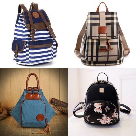 Модные рюкзаки 2017 для девушек (ФОТО)