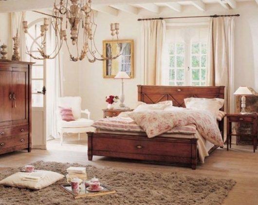 Дизайн спальни в классическом стиле (ФОТО)