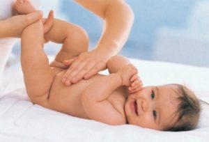 запор у новорожденного ребенка