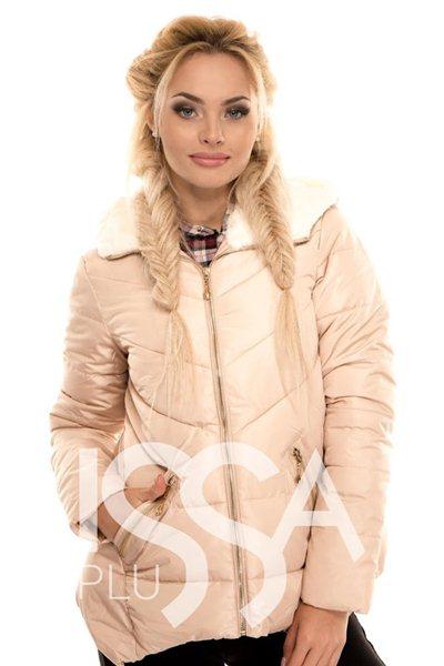 куртки с мехом Иссаплюс