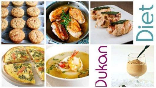 отруби и диета Дюкана
