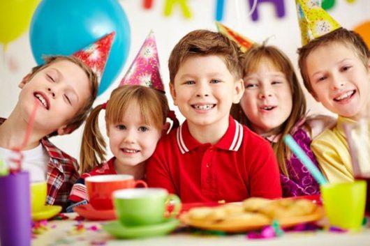 идеи детского дня рождения