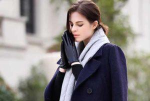Современные кожаные перчатки и особенности их выбора
