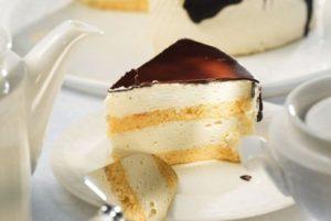 Торт птичье молоко - рецепт с фото