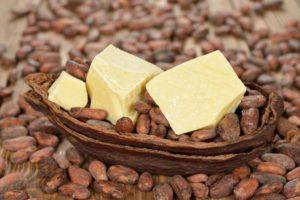 Масло какао свойства и применение в косметологии