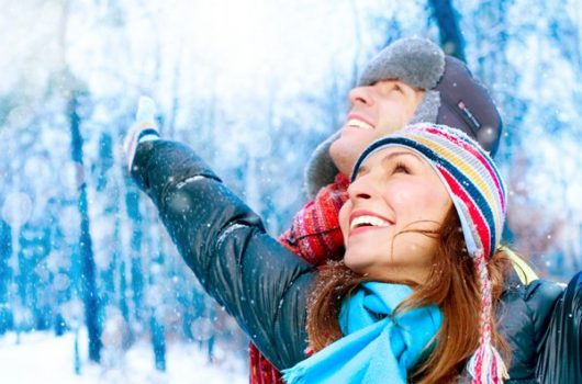 как уберечься от простуды зимой