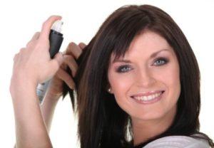 Сухой шампунь для волос - как пользоваться