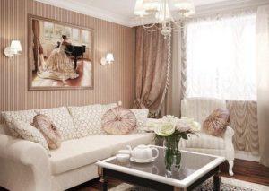 Дизайн гостиной в классическом стиле: важные детали