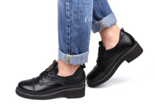 модные женские ботинки весна 2018