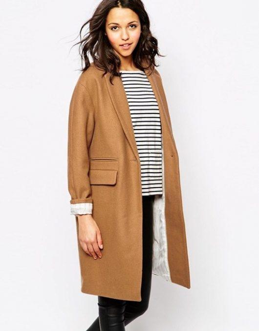 модные пальто 2018 женские