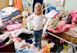 Как научить ребенка убирать в своей комнате