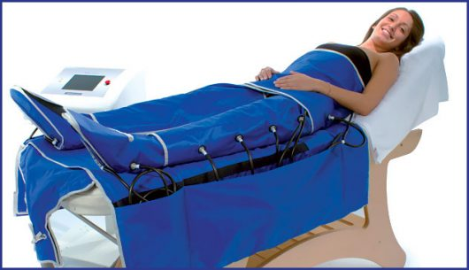 Прессотерапия: суть процедуры, эффективность, противопоказания