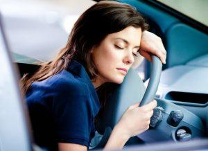 Как побороть сон за рулем: 10 рабочих советов