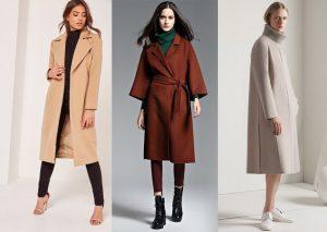Женские осенние пальто: что будет модно в этом сезоне