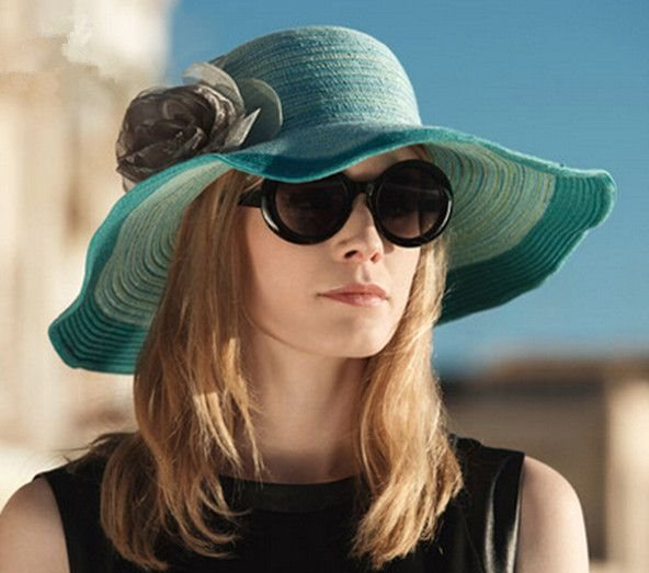 женские шляпы лето 2018
